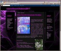XXIème Exposition d'orchidées à Vaucelles