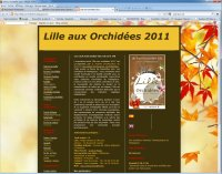 Lille aux Orchidées 2011