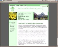 Botanical Garden Munich