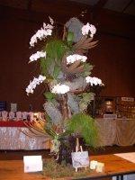 Concours floral : Prix d'honneur pour Ambiance Laget(Melun)