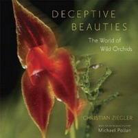 Couvercle du livre avec une fleur temptante