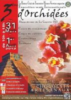 l'affiche de l'expo de La Capelle avec pour thème le Mexique